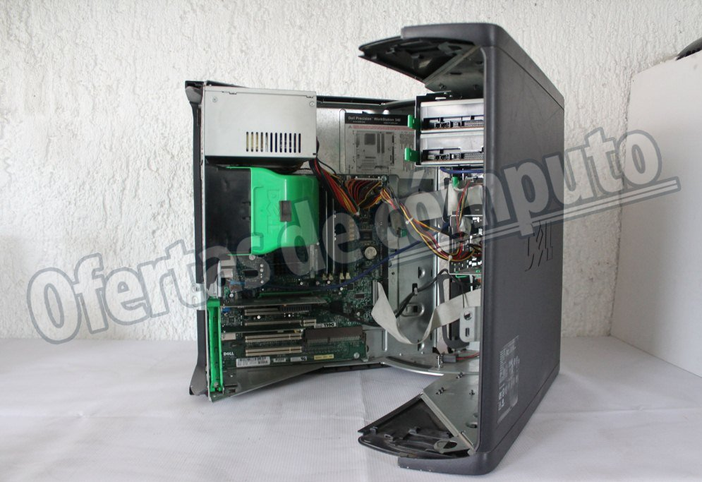 Desktop  DELL Precision 370 3