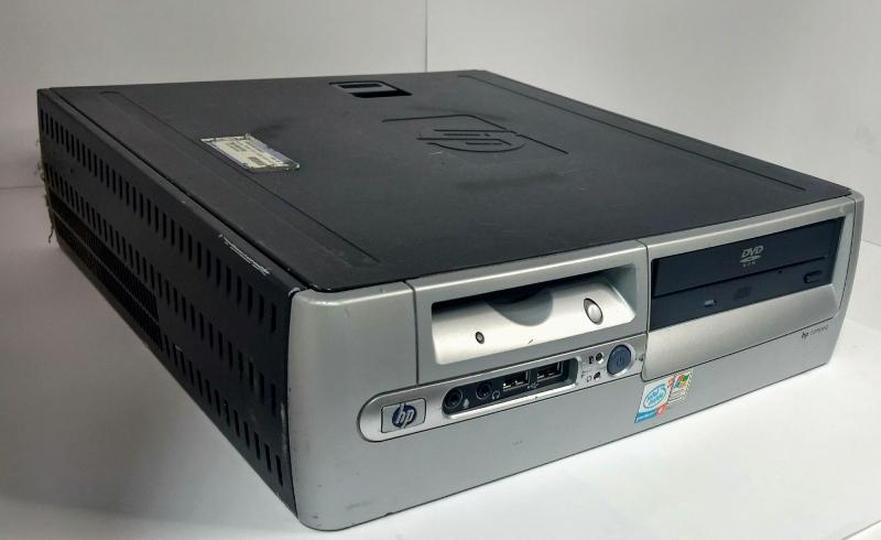 CPU HP D 530