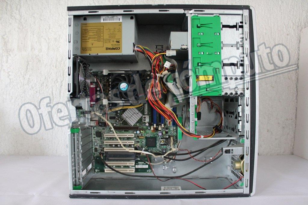 Desktop  HP Torre D530 4