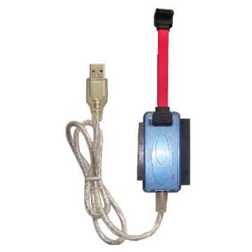 Cable SATA/IDE USB