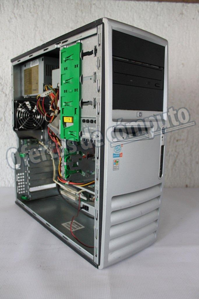 Desktop  HP Torre D530 5