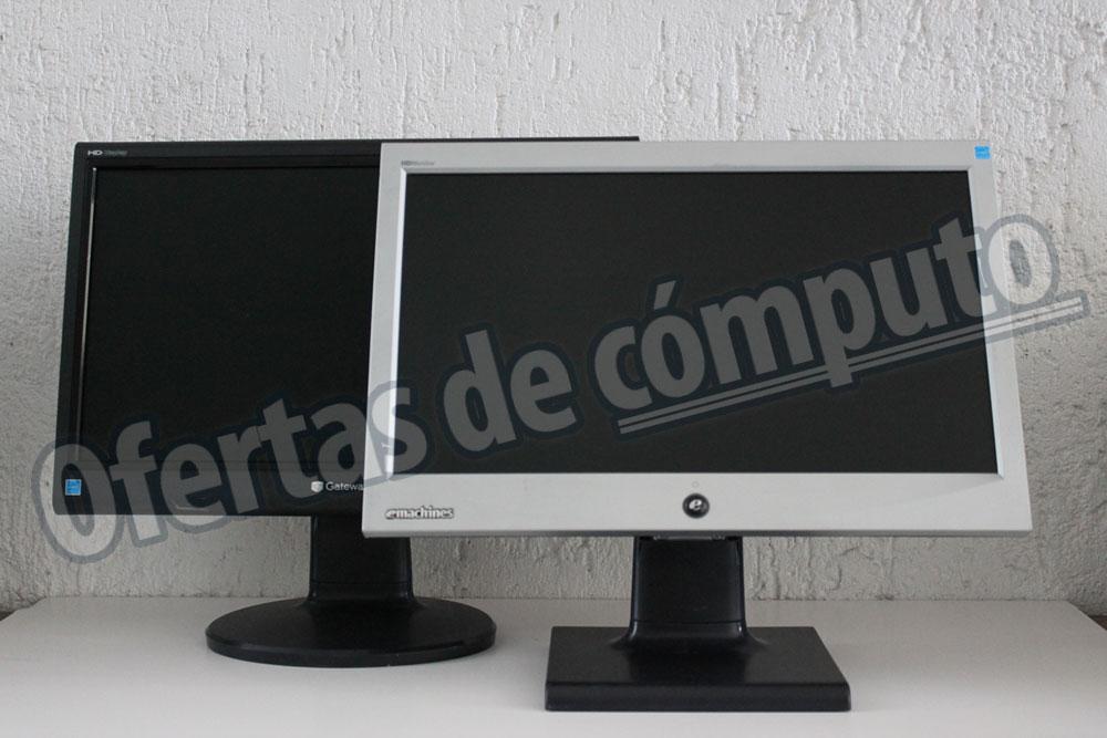 Monitor LCD 17 Pulg.(VARIAS MARCAS)