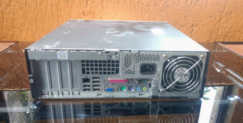 CPU HP DC 7600