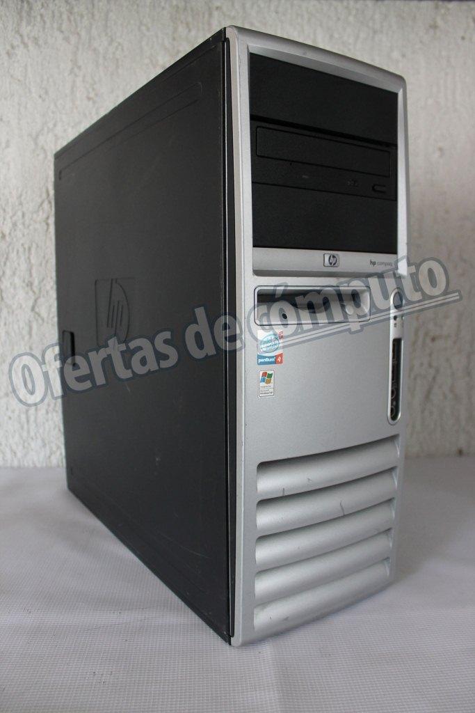 Desktop  HP Torre D530