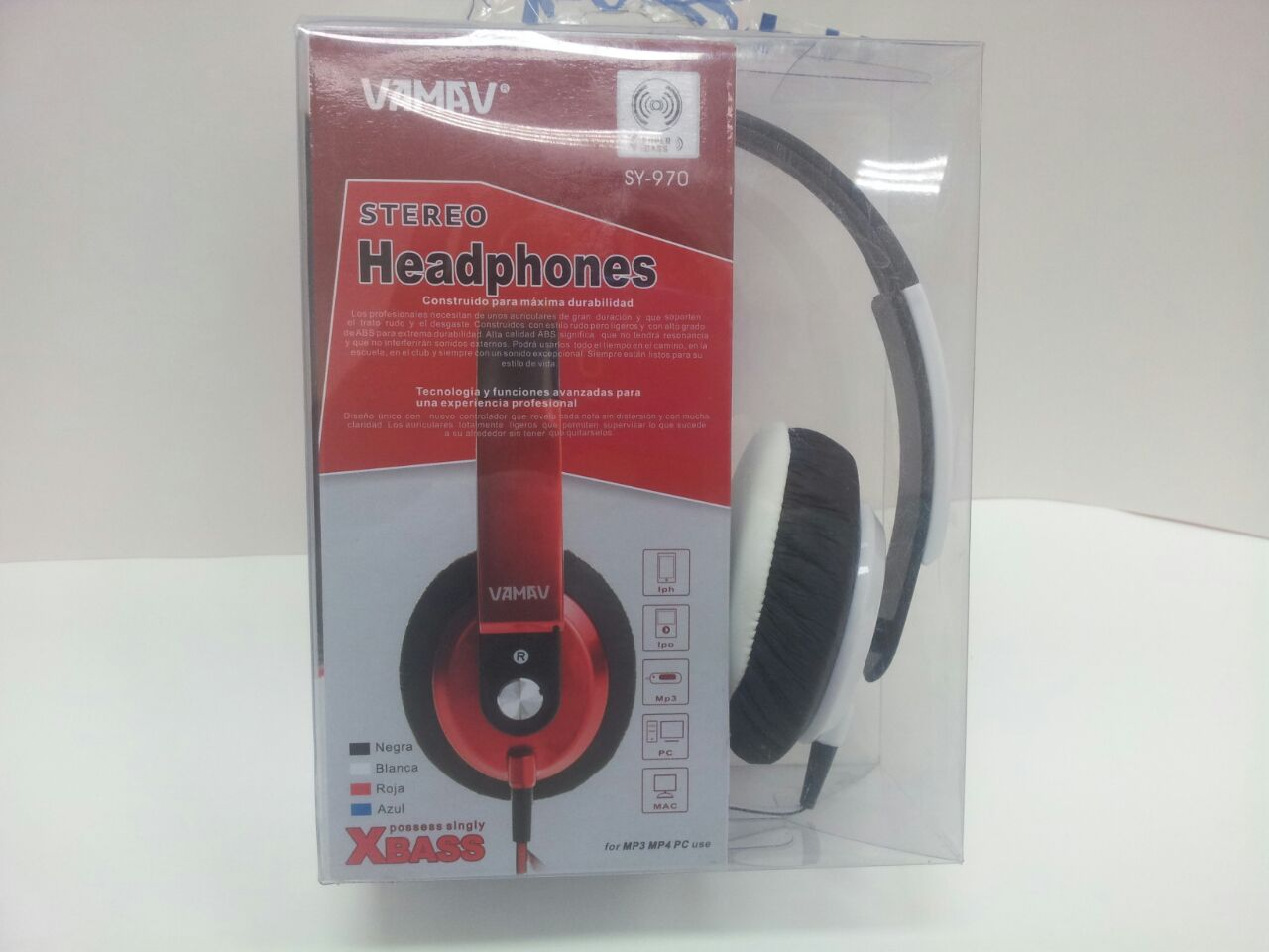 VAMAV STEREO HEADPHONE