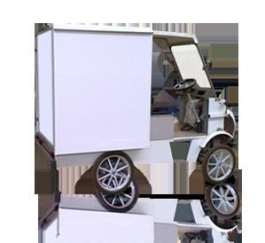 Vehículo Eléctrico Q150